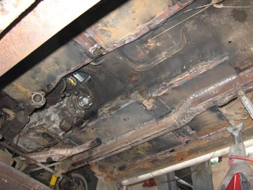 Ваз 21213 ремонт кузова своими руками